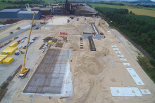 Norbord's Inverness plant gathers pace