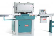 New Hoffmann MU machine