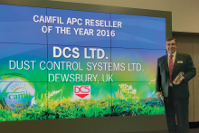 DCS named top UK reseller 2016