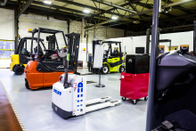 Fork Lift Truck Association endorses F-TEC