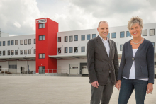 New logistics centre commissioned to exceed expectations