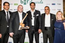 Rising stars celebrated at industry awards