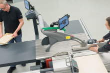 Altendorf MAGIS – the new operator saw guide from Daltons Wadkin