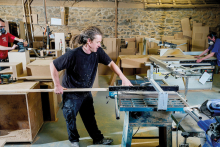 Kernow Carpentry sales surge thanks to online business