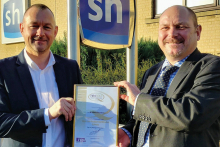 Siddall and Hilton Products spring receives FIRA Gold Certification