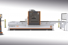 Holz-Her Dynestic CNC 7505 – your machining, drilling and sawing one-stop-workshop