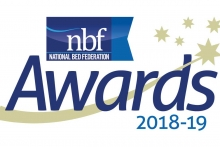 New online categories for this year's Bed Industry Awards