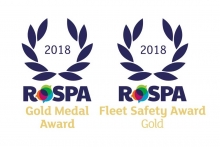 Bureau Veritas wins gold at RoSPA Awards