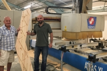 Masterwood helping stair company to grow further