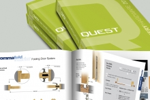 Quest launches new catalogue for the joinery sector