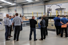 Open house success underpins expansion strategy at AXYZ