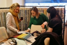 Registration's live for the 2019 London Fabric Show