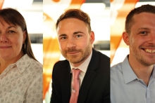 Three new Blum UK reps brings workforce in the UK to 50