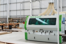 Seamers Specialist Joinery trusts in AMS to produce its intricate mouldings