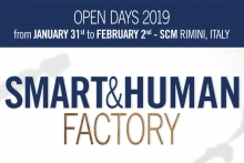 SCM's Smart & Human Factory is here