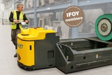 Combilift Combi-PPT nominated for IFOY Award