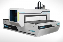 Impressive AES CNC machinery on show at Ligna