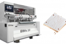 Vitap upgrades Blitz CNC drilling machine
