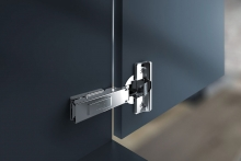 Save time with Titus T-type hinges