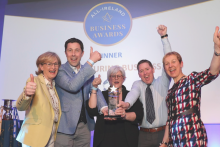 Sustainability and product innovation underpin award success