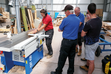 Hales Sawmills invests in operator training with Daltons Wadkin