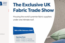 BFM Fabric Show London 2020 date change