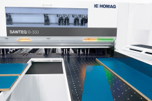 March date for Homag's Open House