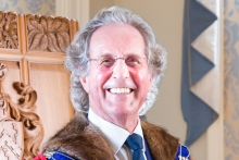 David Woodward installed as new Master of The Furniture Makers' Company