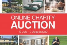 Charity auction to raise money for workers impacted by COVID-19 crisis