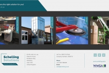 Schelling's upgraded portfolio and new-look website