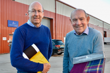 Fabric and soft furnishings group unveils new warehouse to accommodate business growth
