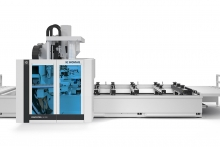 Homag launches powerEdge Pro Duo CNC gluing technology
