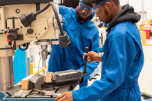 Make uUK calls on manufacturing to help kickstart young careers