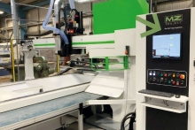 Senator installs second MZ Pluris CNC working centre