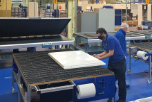 Innovative, cost-effective solution for leading HVAC manufacturer