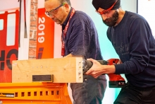 Surge in demand for timber at FIT Show 2021