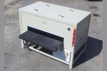 Gibbs SandTech, low cost solutions, custom made machines