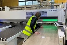 Forest Contracts selects Homag UK as machinery and software partner for new facility