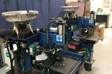 An increased range of machines for inserting T-Nuts from Jet Press