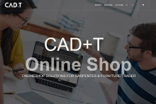 Online shopping With CAD+T