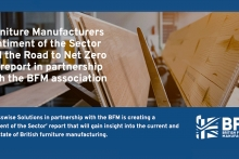 BFM puts the furniture sector's 'Road to Net Zero' journey in the spotlight with new venture