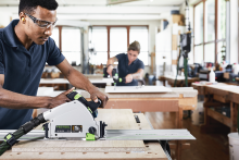 Festool masterpieces undergo decisive improvements