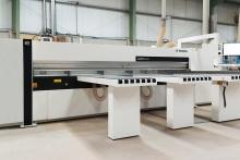 New Homag Sawteq B-200 speeds up production at Timbertone Design
