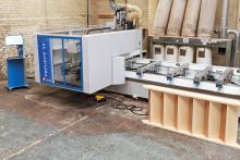 Masterwood CNC upgrade – one year on