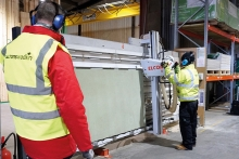 Daltons Wadkin delivers certificated operator training at Howarth Timber