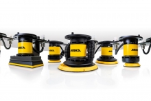 Mirka introduces new robotic sanders and polishers to meet demand for automation