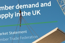 TTF statement on demand and supply of timber in the UK
