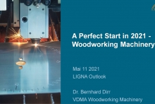 Woodworking machinery association expects 15% production increase