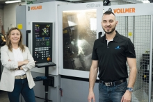 Canadian sharpening service benefits from Vollmer automation during pandemic