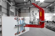 Smart material handling – inside and out